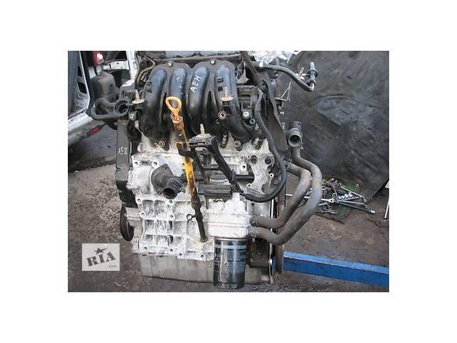 продам Б/у Двигатель 1.6i 8V AEH Volkswagen Golf 4 Audi a3 Skoda Oktavia 1.6i 8v AEH 1997-2001 бу в Киеве