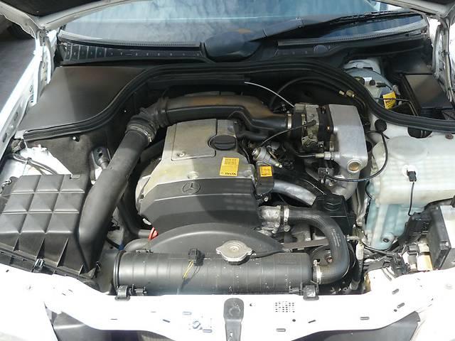 купить бу Б/у двигатель 1.8 BENZYN Mercedes C 180 в Владимир-Волынском