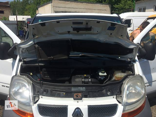 купить бу Б/у Двигатель 1,9 ; 2,0; 2,5 Рено Трафік Renault Trafic, Opel Vivaro Nissan Primastar в Луцке