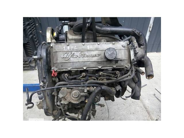 купить бу Б/у Двигатель 1.9TD AR33601 Alfa Romeo 145 146 в Киеве