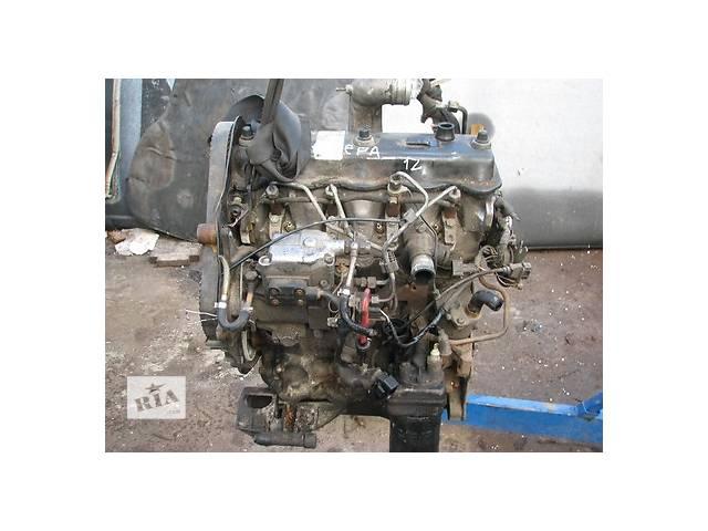 бу Б/у Двигатель 1Z,AHU 1.9TDI Caddy 2,Golf 3 Cabriolet,Golf 3,Passat Var 4,Sharan,Vento 90 л.с. 66 кВт 202 нм SOHC/OHC в Киеве