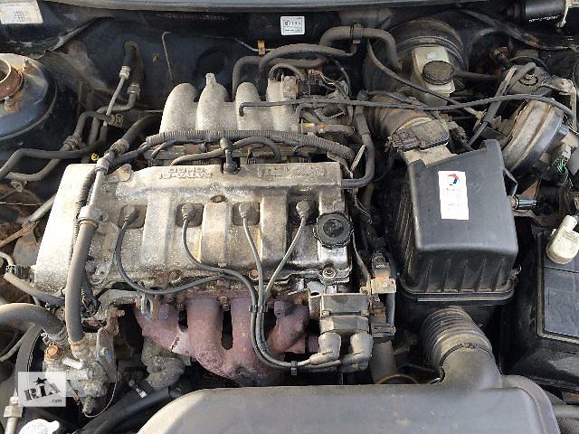 купить бу б/у Двигатель 2.0 бензин Mazda 626 1997-2002 в Львове