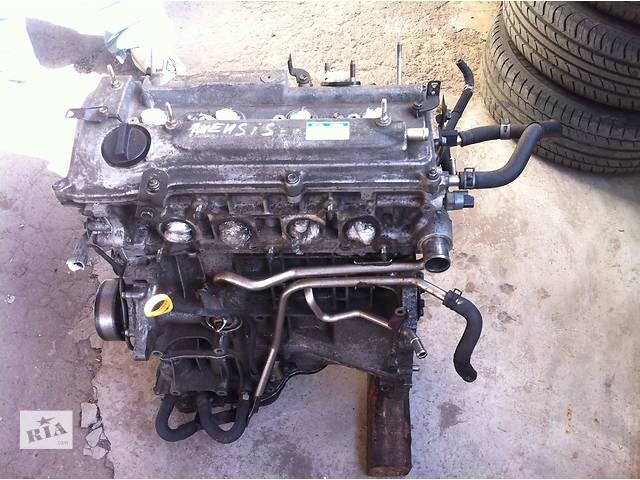 купить бу Б/у двигатель 2.0  на Toyota Avensis 03г - 09г в Ровно