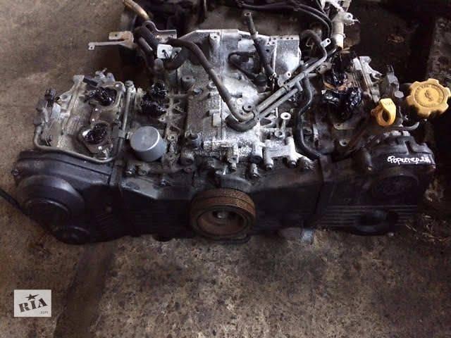 купить бу Б/у Двигатель 2.0 Subaru Forester 2004- 2007 в Львове