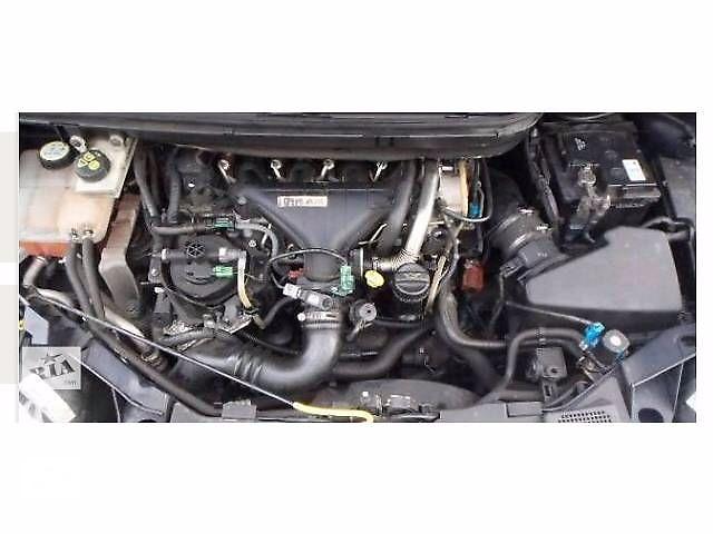 купить бу б/у Двигатель 2.0 tdci Ford Focus.C-MAX.Mondeo 2005 в Львове