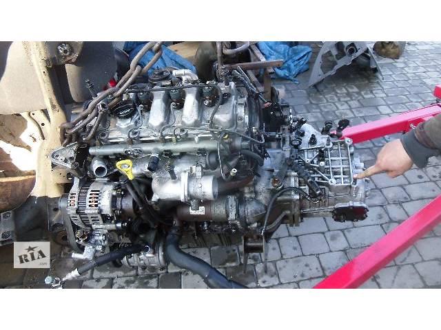 купить бу Б/у двигатель 2.0D для легкового авто Hyundai Tucson 2008 в Коломые