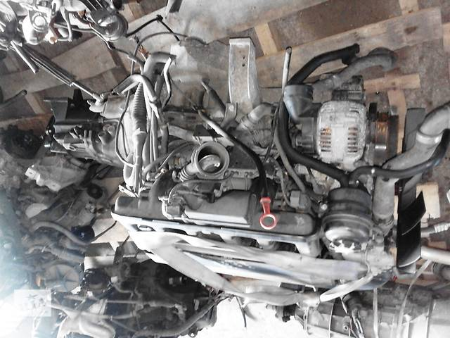 бу Б/у Двигатель 2,0л М52 БМВ Е39, Е46 двухваносный M52TUB20 BMW 2.0 2001 в Рожище