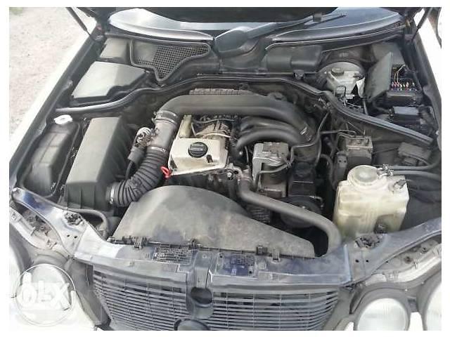 Б/у двигатель 2.2 diezel mercedes e-class- объявление о продаже  в Владимир-Волынском