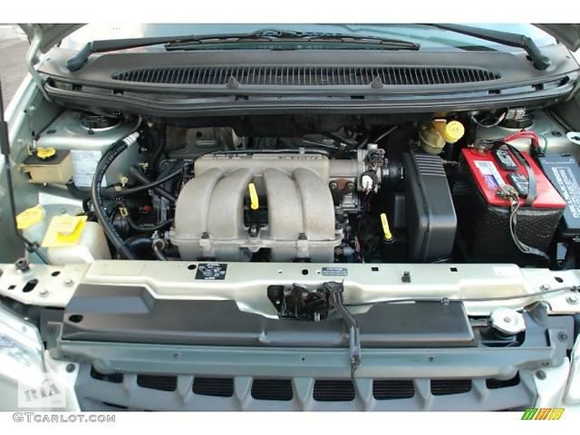 Б/у двигатель 2.4 Benzyn Chrysler Voyager- объявление о продаже  в Владимир-Волынском