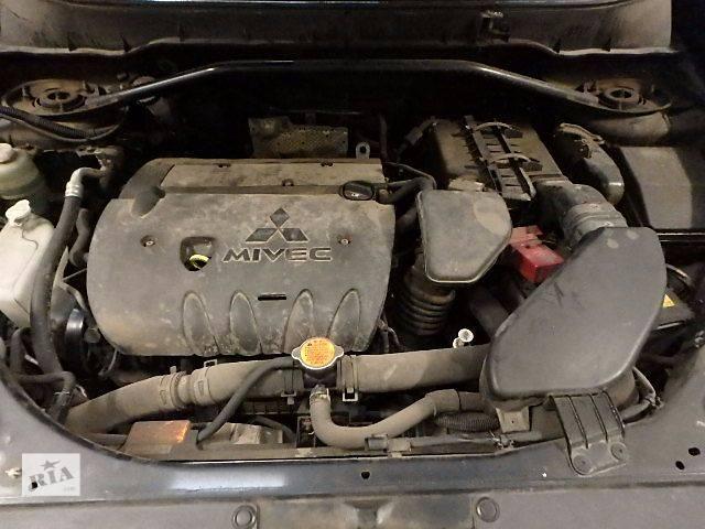 купить бу Б/у двигатель 2.4  Mitsubishi Outlander 2005 в Львове