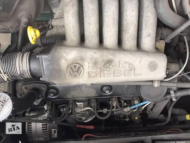 Б/у Двигатель 2.4D AJA Volkswagen T4 (Transporter)- объявление о продаже  в Киеве