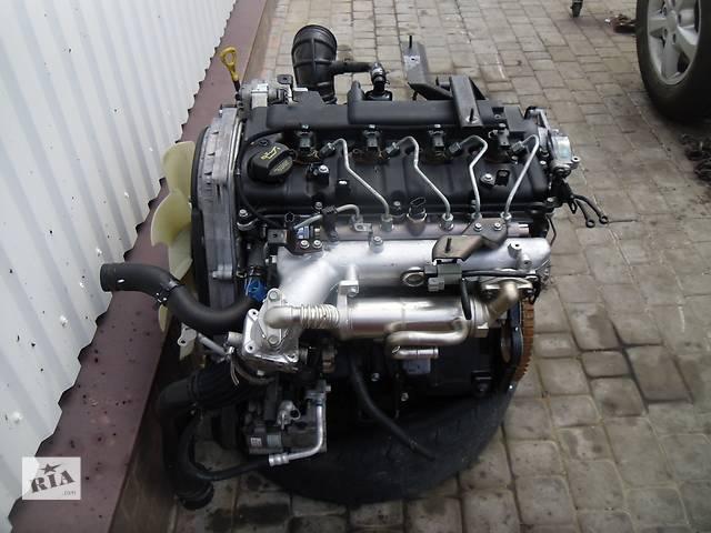 купить бу Б/у двигатель 2.5D  D4CB для легкового авто Kia Sorento2008 в Коломые