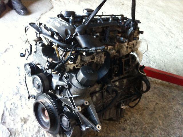 купить бу б/у Двигатель 2.7 CDI (612) Mercedes C-203 ,Е-210,Е-211,ML-163,Sprinter 2003-2008г в Львове