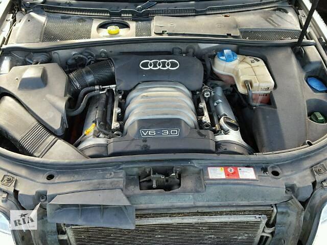 продам Б/у двигатель 3.0 бензин  Audi A6 (с5) 2004г бу в Львове