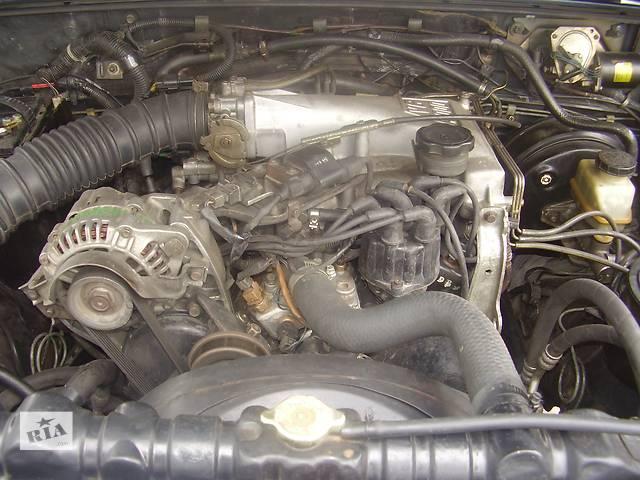 купить бу Б/у двигатель 3.0 BENZYN Hyundai Galloper в Владимир-Волынском