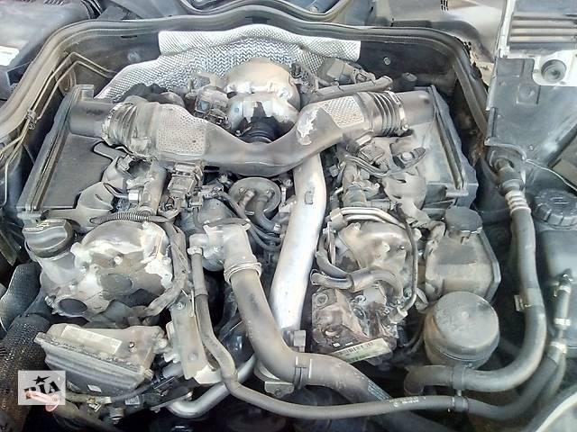 продам Б/у двигатель 3.0 CDI V6 для легкового авто Mercedes E-Class бу в Киеве