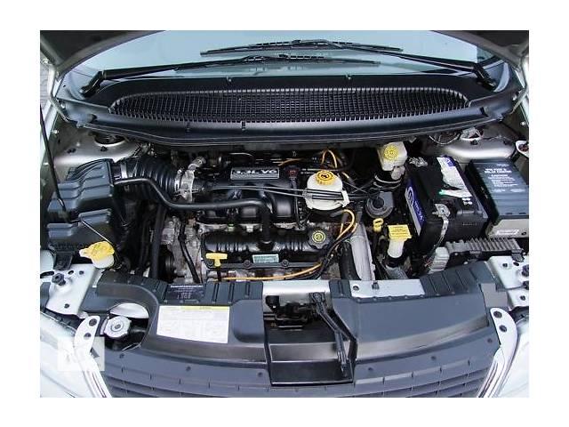 купить бу Б/у двигатель 3.3 benzyn Chrysler Voyager в Владимир-Волынском