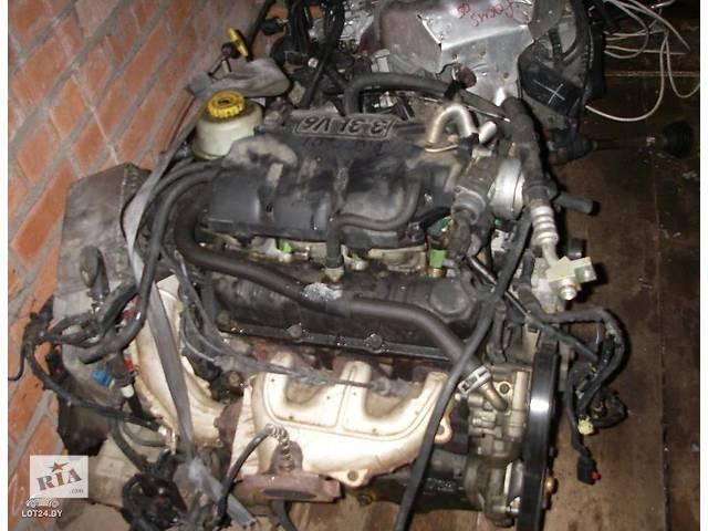 купить бу Б/у двигатель 3.3л,АКПП Dodge Caravan в Харькове