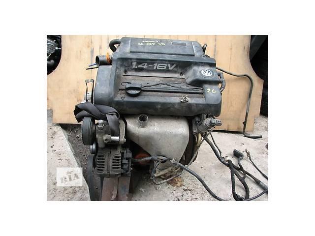 бу Б/у Двигатель APE 1.4 16V Volkswagen Bora, Golf 4, Polo, Seat Cordoba в Киеве