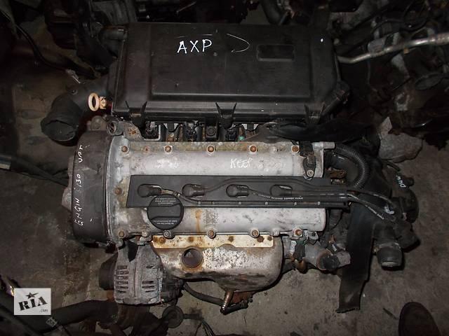 продам Б/у Двигатель Audi A3 1,4 бензин 16V № AXP бу в Стрые