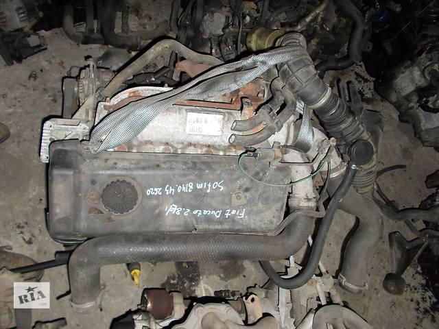 бу Б/у Двигатель Citroen Jumper 2,8TDI Sofim № 8140.43.2620 в Стрые