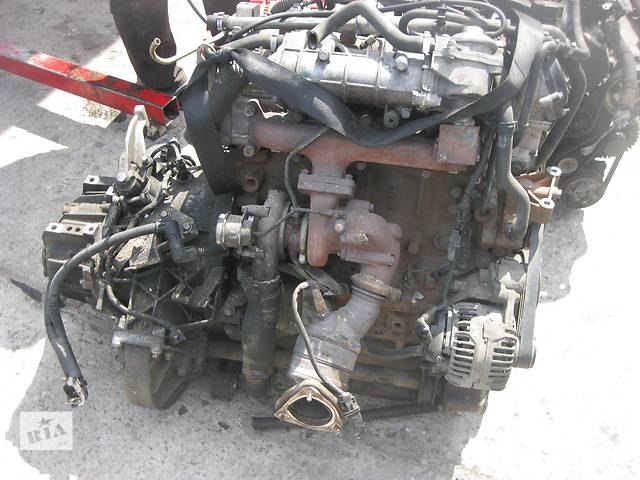 продам Б/у двигатель Citroen Jumper 3.0 2006- бу в Ровно