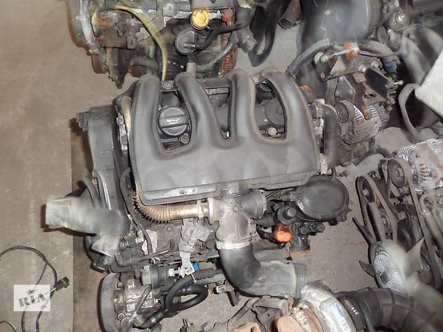 бу Б/у Двигатель Citroen Jumpy 1,9D № DW8 в Стрые