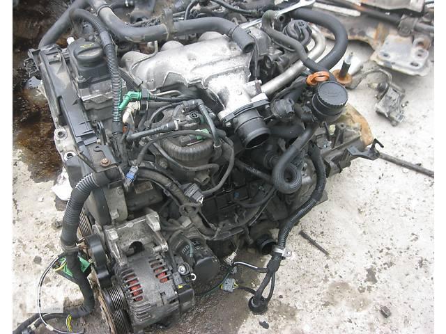 продам Б/у двигатель Citroen Jumpy 2.0 16v бу в Ровно