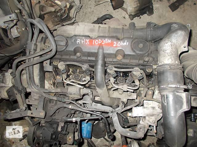 продам Б/у Двигатель Citroen Jumpy 2,0hdi № PSA RHX 2000-2006 бу в Стрые