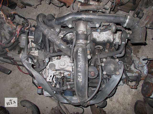 Б/у Двигатель Citroen Xantia 1,9TD № PSA DHX 1999-2003- объявление о продаже  в Стрые