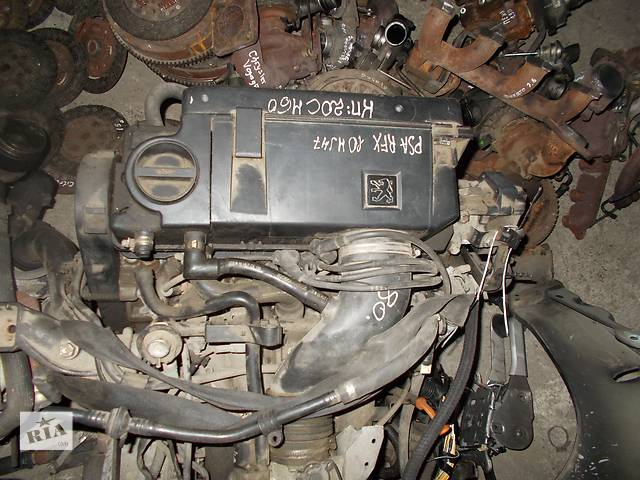 Б/у Двигатель Citroen ZX 2,0 бензин PSA RFX- объявление о продаже  в Стрые