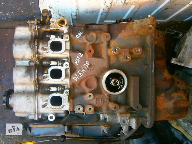 купить бу Б/у двигатель Daewoo Matiz 0.8 в Виннице