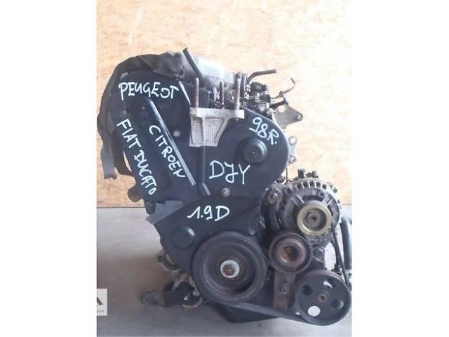 купить бу Б/у Двигатель DJY 1.9D CITROEN BERLINGO PARTNER 98-02 в Киеве