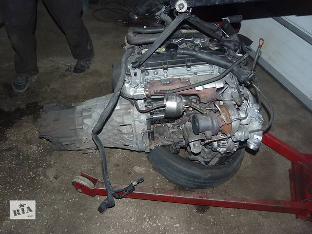 купить бу Б/у двигатель для автобуса Mercedes Sprinter 2.2, 906 кузов, ОМ651 в Звенигородке (Черкасской обл.)