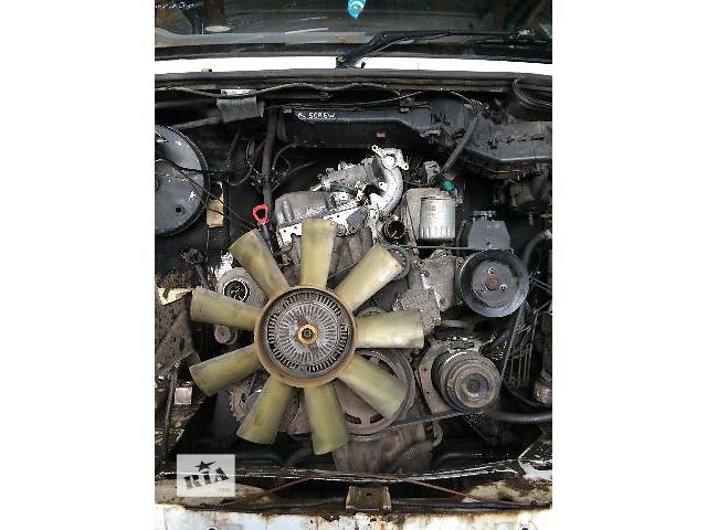 продам Б/у двигун,мотор,двигун 2,9 TDI. для автобуса Mercedes Sprinter 312 1999 бу в Рівному