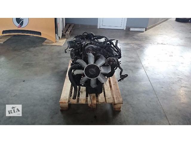 бу Б/у двигатель  Mitsubishi mitsubishi pajero 2,5 D в Ужгороде