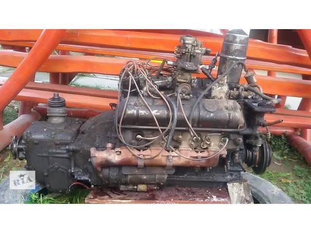 Б/у двигатель для автобуса ПАЗ 32051,ГАЗ 53- объявление о продаже  в Берегово
