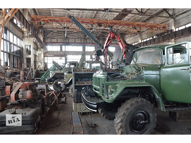 дизельный  двигатель MAN D 0826 на ЗИЛ- объявление о продаже  в Виннице