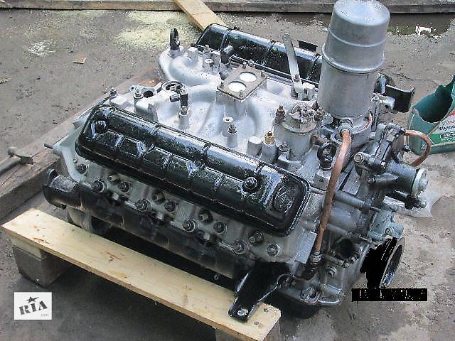 Б/у двигатель для грузовика ГАЗ 3307- объявление о продаже  в Литине