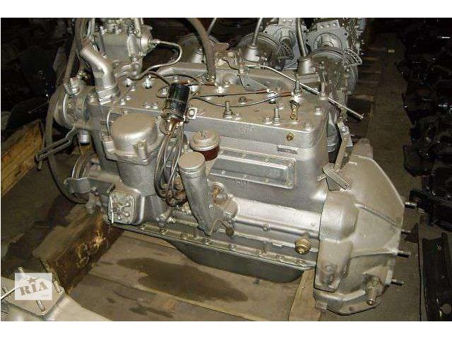 продам Б/у двигатель для грузовика ГАЗ 52 бу в Киеве