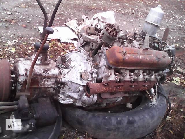 купить бу Б/у двигатель для грузовика ГАЗ 53 в Яготине