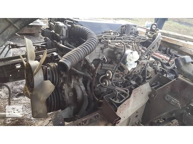 купить бу Б/у двигатель для грузовика Isuzu NQR в Львове