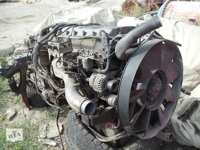 купить бу Б/у двигатель для грузовика Iveco Stralis в Кодыме