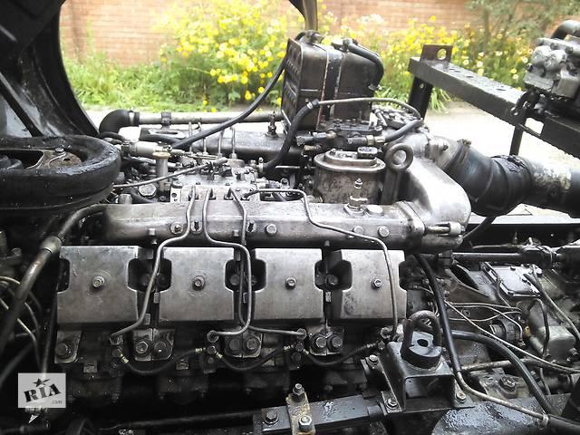 бу Б/у двигатель для грузовика КамАЗ 1-ой комплектности с коробкой в Киеве