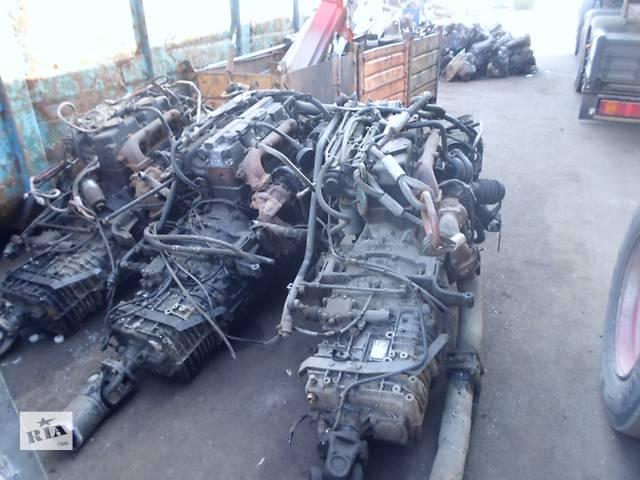купить бу Б/у двигатель для грузовика MAN 12 в Берегово (Закарпатской обл.)