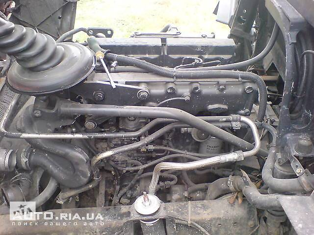 бу Б/у двигатель для грузовика MAN 8.153 4,6 л ТD в Тростянце (Винницкой обл.)