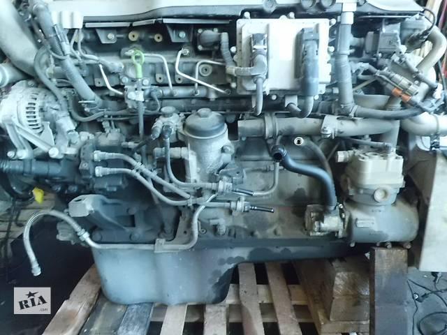 продам Б/у двигатель для грузовика MAN TGX бу в Черновцах