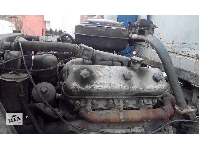Б/у двигатель для грузовика МАЗ 5549- объявление о продаже  в Никополе (Днепропетровской обл.)