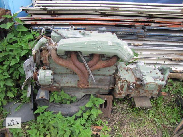 бу Б/у двигатель для грузовика Mercedes 814 1994 в Черновцах