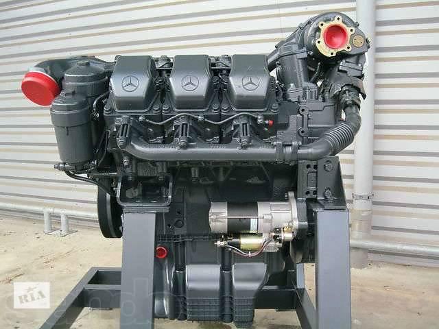 бу Б/у двигатель для грузовика Mercedes Actros в Ирпене